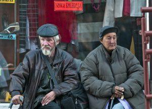 Portfolio uliczne- ludzie