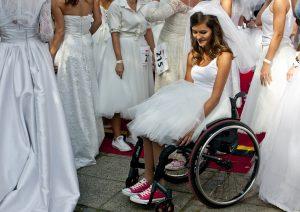 I Charytatywny Bieg w Sukniach Ślubnych