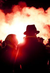 Marsz Niepodleglosci zamieszki w Warszawie